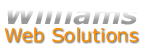 Get your business a website and marketed by Williams Web Solutions.  Click here to learn more.
